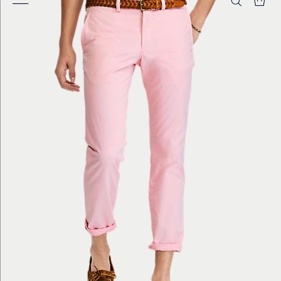 Polo Ralph Lauren W32 L32 stretch slim fit pants